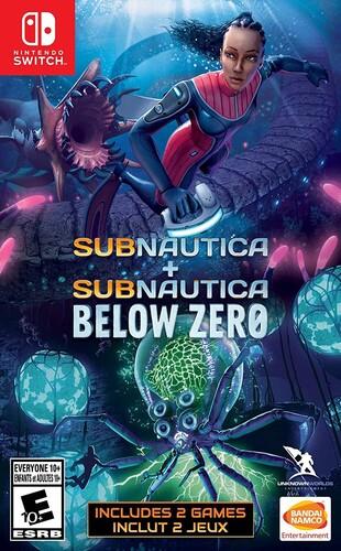 Subnautica + Subnautica: Below Zero for Nintendo Switch