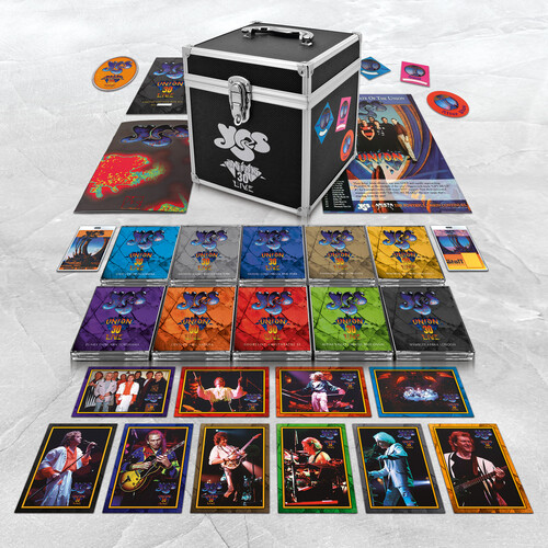 Union 30 Live: Super Deluxe Flight Case 30 Year Anniversary Edition (24CD+6DVD) [Import]