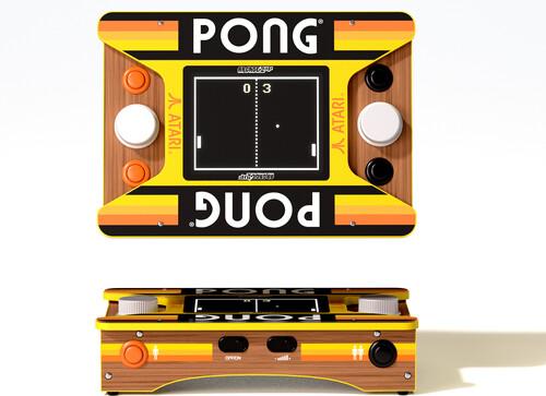 PONG 2 PLAYER CC