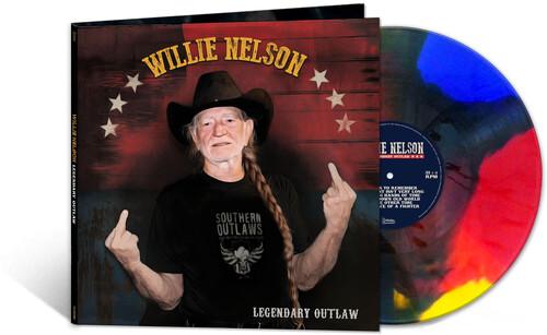 Legendary Outlaw (Multi-Color Vinyl)