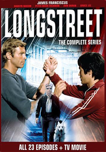 Longstreet: The Complete Series