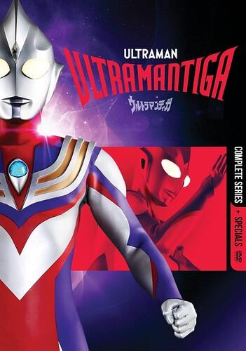 Ultraman Tiga DVD