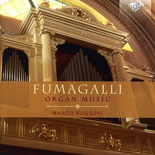 Polibio Fumagalli: Organ Music
