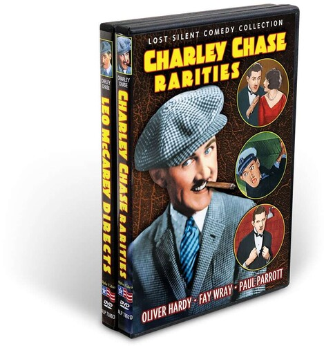 Charley Chase Silent Comedies Collection