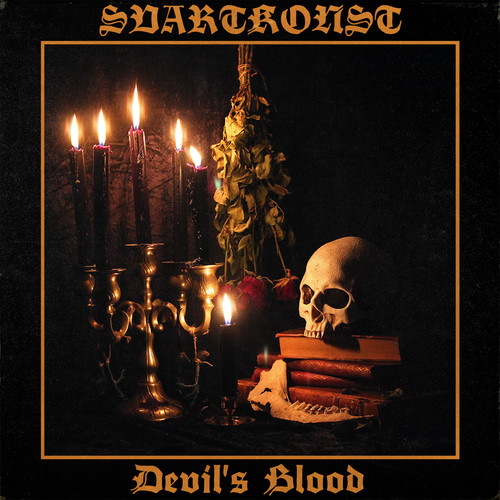 Svartkonst - Devil's Blood [Digipak]