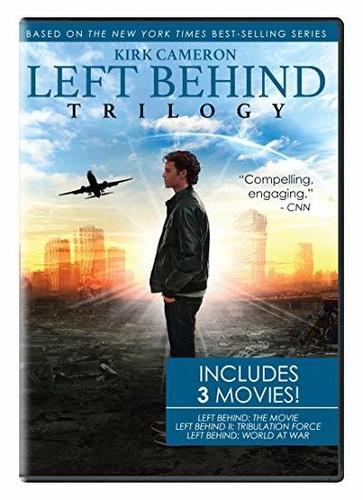 Left Behind Trilogy DVD