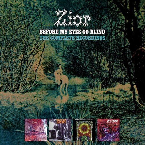 Before My Eyes Go Blind: Complete Recordings [Import]