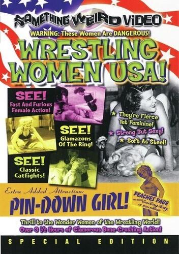 Wrestling Women U.S.A.! /  Pin Down Girls