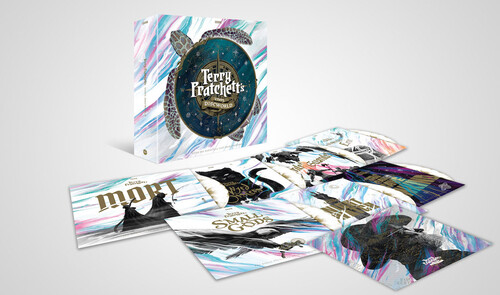 Terry Pratchett's Vinyl Discworld [Import]