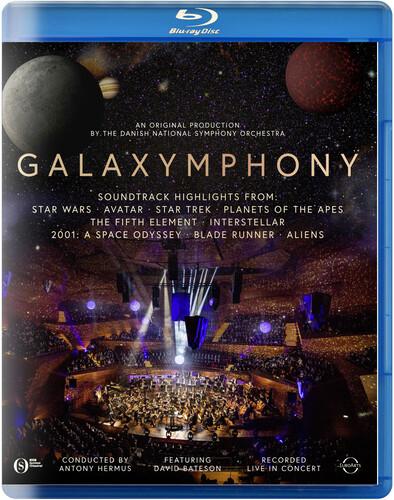 - Galaxymphony