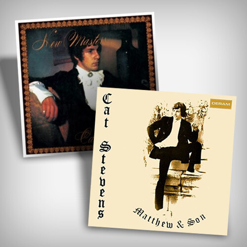 Cat Stevens Vinyl Bundle
