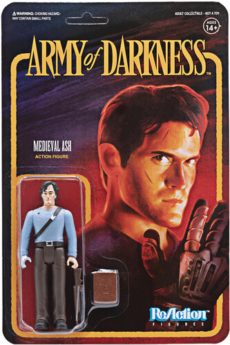 - Army of Darkness ReAction wave 1 - Medieval Ash