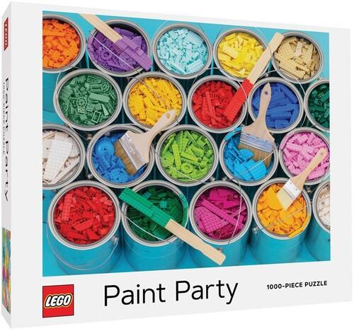 - LEGO Paint Party Puzzle