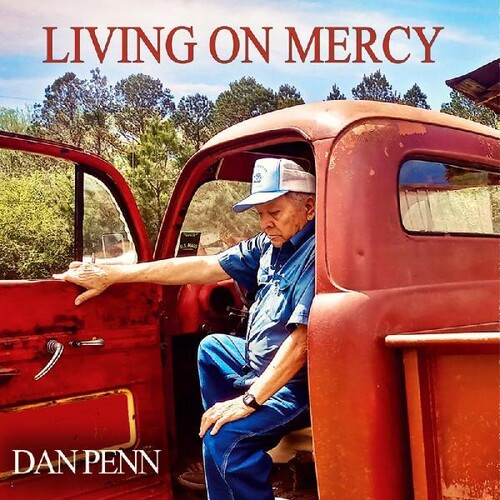 Dan Penn - Living On Mercy [LP]