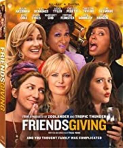 Friendsgiving [Movie] - Friendsgiving