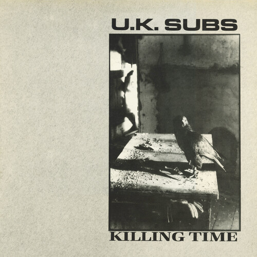 Uk Subs - Killing Time [Colored Vinyl] [Reissue]