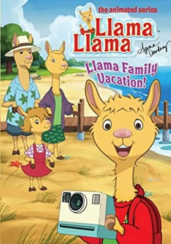Llama Llama: Llama Family Vacation DVD