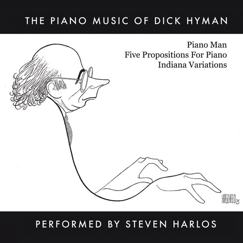 The Piano Music Of Dick Hyman Performed By Steven Harlos