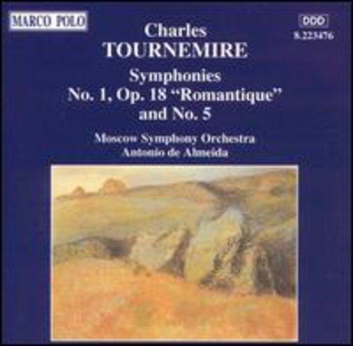 Tournemire / De Almeida / Moscow Symphony Orch-Sym 1/5
