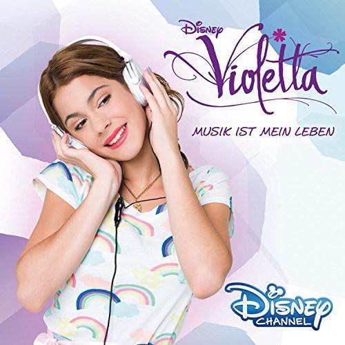 Violetta: Musik Ist Mein Leben (Original Soundtrack) [Import]