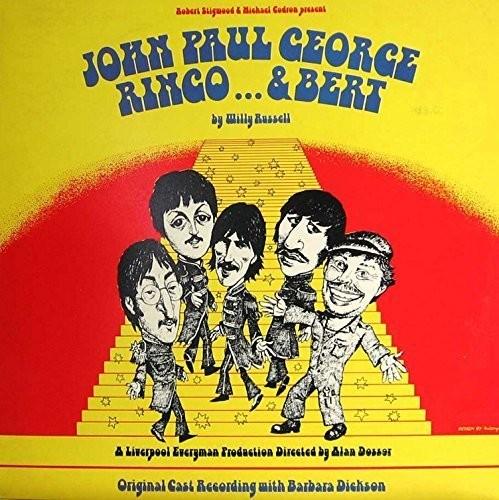 John Paul George Ringo and Bert