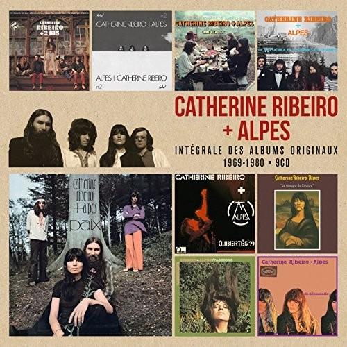 Integrale Des Albums Original 1969-1980 [Import]