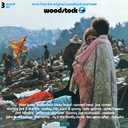 Woodstock: Music From The Original Soundtrack And More (Various Artis)