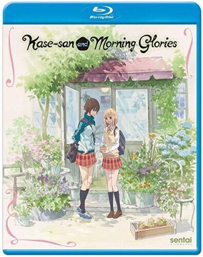 Kase-san And Morning Glories