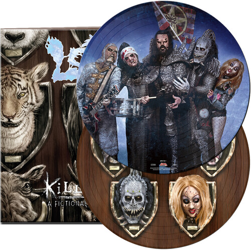 Killection (Picture Vinyl)