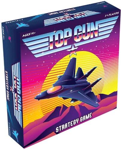 TOP GUN STRATEGY GAME