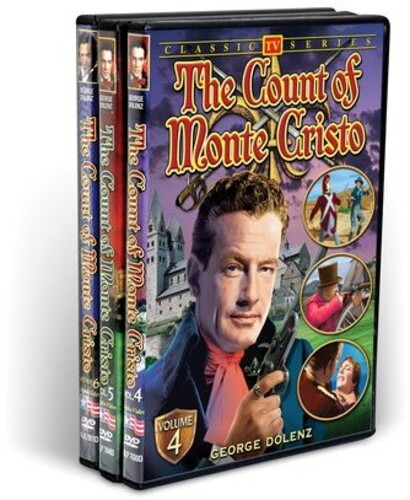 The Count Of Monte Cristo Collection Volume 2