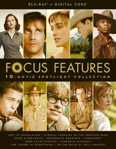 Focus Features: 10-Movie Spotlight Collection