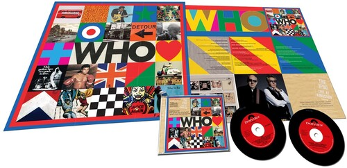 The Who - WHO: Deluxe & Live At Kingston [2CD]