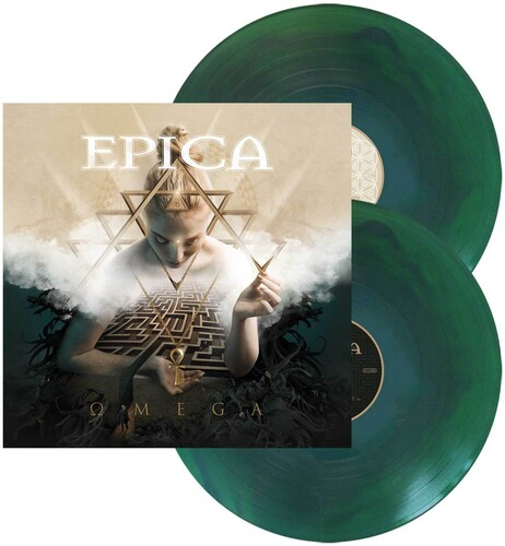 Epica - Omega [Limited Edition Blue/ Green Swirl LP]