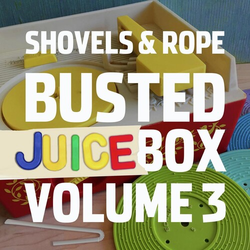 Shovels & Rope - Busted Jukebox Volume 3 [LP]