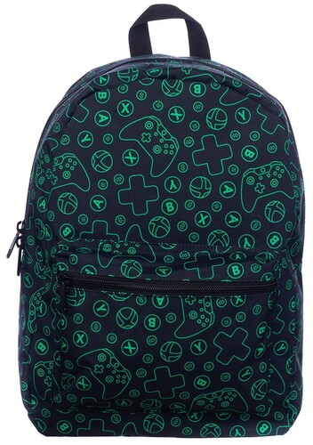 XBOX ALL OVER PRINT BACKPACK