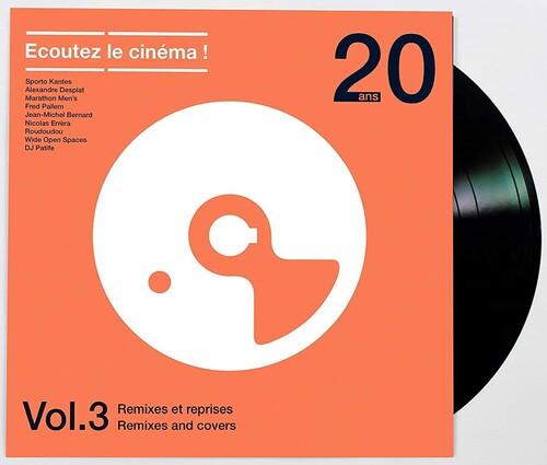 Ecoutez Le Cinema: Remixes Et Reprises /  Various [Import]