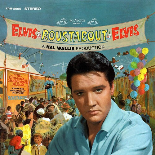 Elvis Presley  (Audp) (Colv) (Gate) (Ltd) (Ogv) - Roustabout - O.S.T. (Audp) [Colored Vinyl] (Gate) [Limited Edition]
