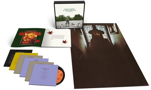All Things Must Pass [Super Deluxe 5 CD/ Blu-ray Box Set]