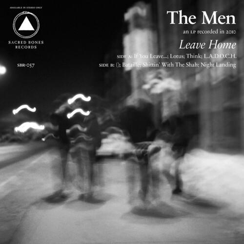 Men - Leave Home (10th Anniversary Reissue) (White)