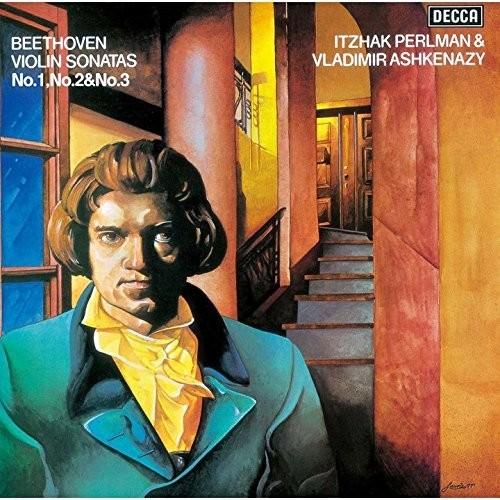 Beethoven: Violin Sonatas Nos 1 2 &