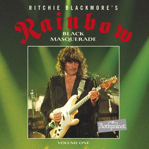 Rainbow - Rockplast 1995: Black Masquarade Vol 1 [Clear Vinyl] (Uk)
