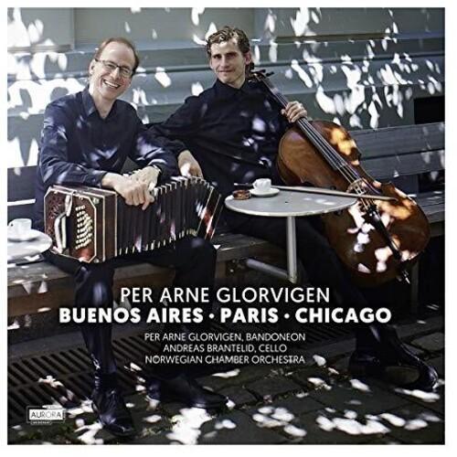Buenos Aires & Paris & Chicago