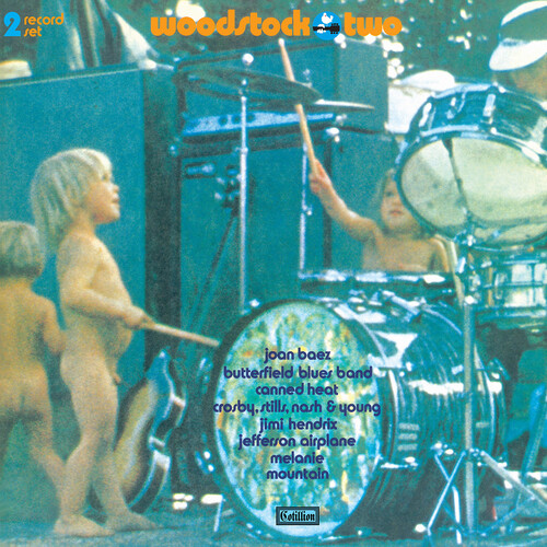 Woodstock Two (Various Artists)