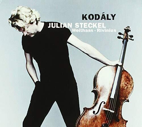 Julian Steckel Plays Kodaly
