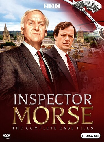 - Inspector Morse: Complete Series (17pc) / (Box)