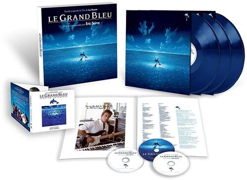 Le Grand Bleu (The Big Blue) (Original Soundtrack) [3LP/ 2CD/ 2DVD Boxset] [Import]