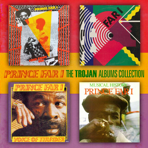 Prince Far I - Trojan Albums Collection (Bonus Track) (Uk)