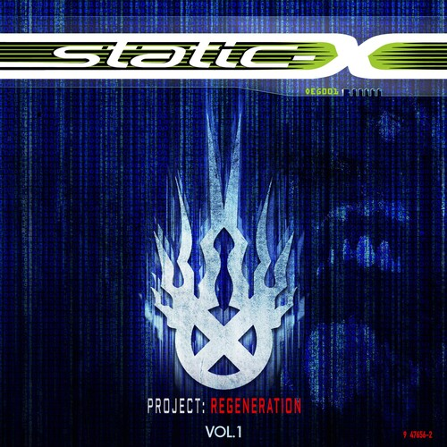 STATIC-X - Project Regeneration, Vol. 1 [LP]