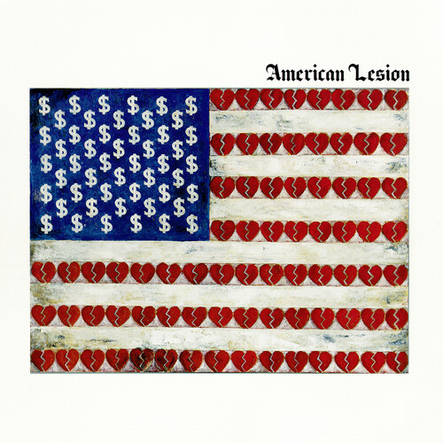 American Lesion (Trans Red Lp)